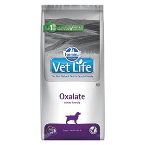 Vet Life Natural Diet Dog Oxalate 12 kg