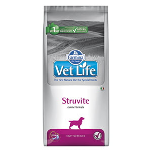 Vet Life Natural Diet Dog Struvite 12 kg