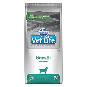 Vet Life Natural Diet Dog Growth 12 kg