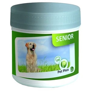 Pet Phos Chien Senior 100 tbl