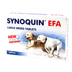 Synoquin EFA Large Breed Tasty x 30 caps
