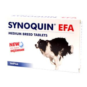 Synoquin EFA Medium Breed Tasty x 30 caps