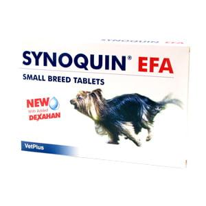Synoquin EFA Small Breed Tasty x 30 caps