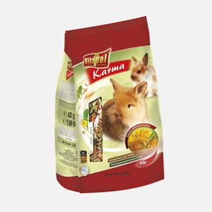 Hrana standard iepuri 400 gr