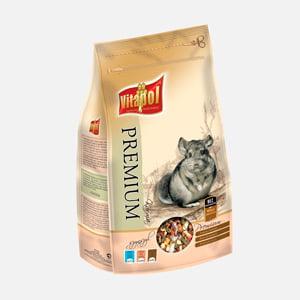 Hrana premium chinchila 750 gr