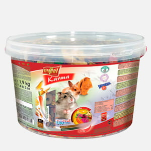 Hrana Mix rozatoare  1.9 kg