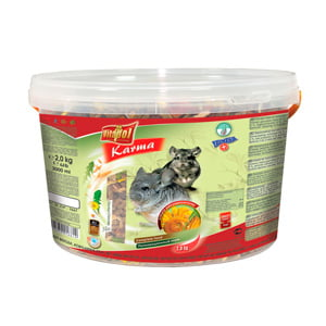 Hrana completa pentru chinchilla 3 L