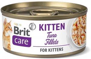 Brit Care Cat Kitten Tuna Fillets 70 g