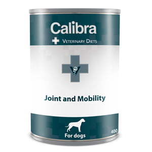 Calibra VD Dog Joint and Mobility 400 g conserva