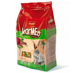 Hrana Premium Karmeo pentru Iepuri 2.5 kg