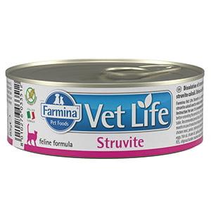Vet Life Natural Diet Cat Struvite conserva 85 gr
