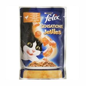 Felix Sensations Chicken and Carrot 100 g