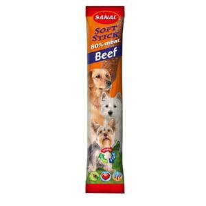 Sanal Dog Softstick Beef 12 g