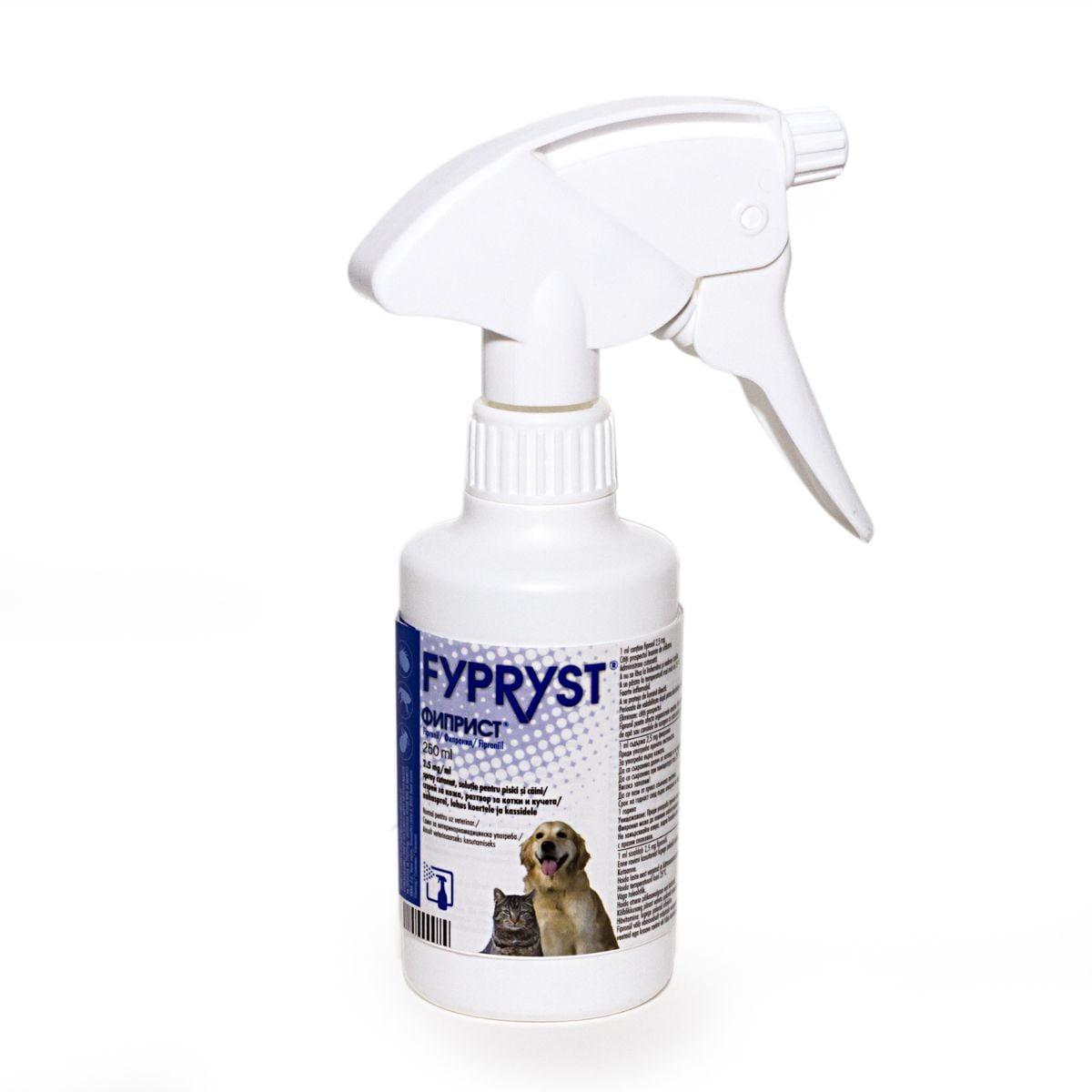 Fypryst spray 2.5mg/ml 250ml