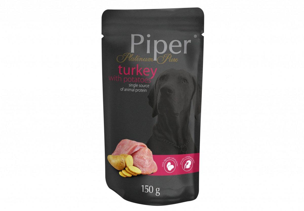 Hrana umeda Piper Platinum Pure