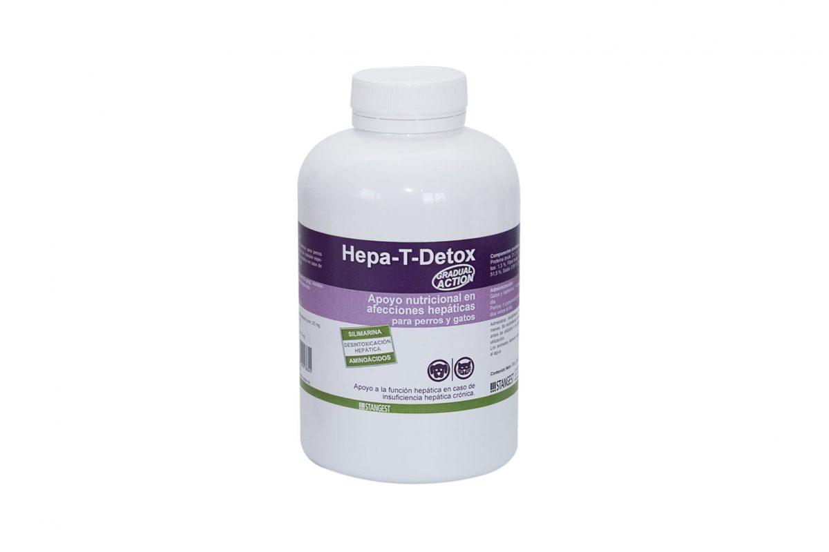 Supliment nutritiv HEPA-T-DETOX