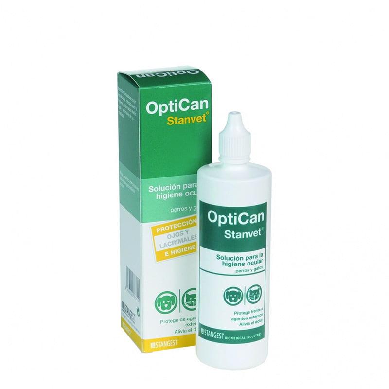 Solutie pentru igienizarea si lubrifierea ochilor OPTICAN