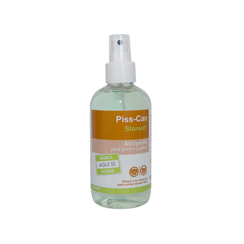 Spray educativ atractant pentru caini si pisici PISS CAN