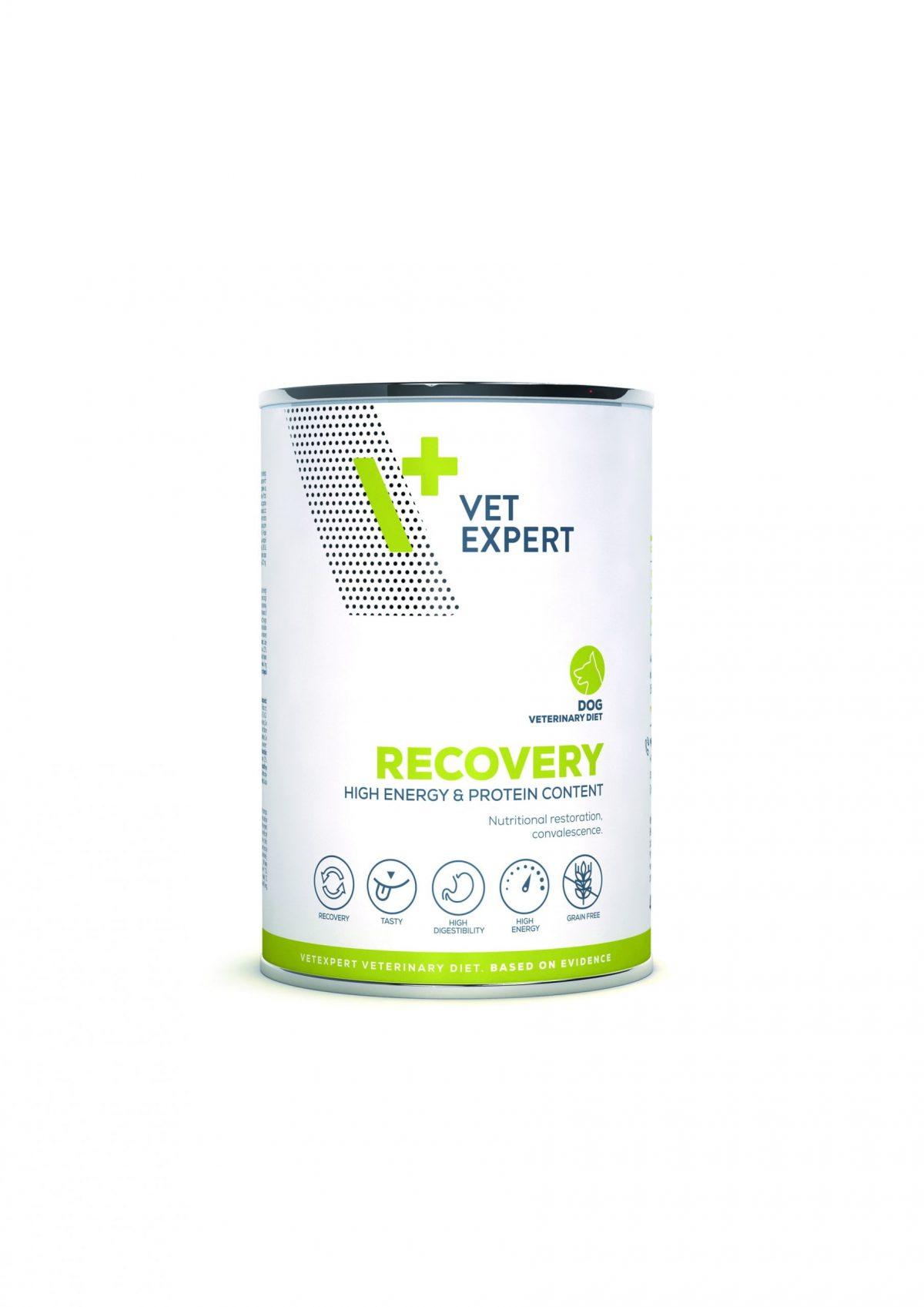 4T Dieta umeda RECOVERY DOG