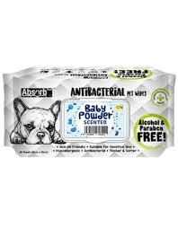 Servetele umede Absorb Plus Antibacterial