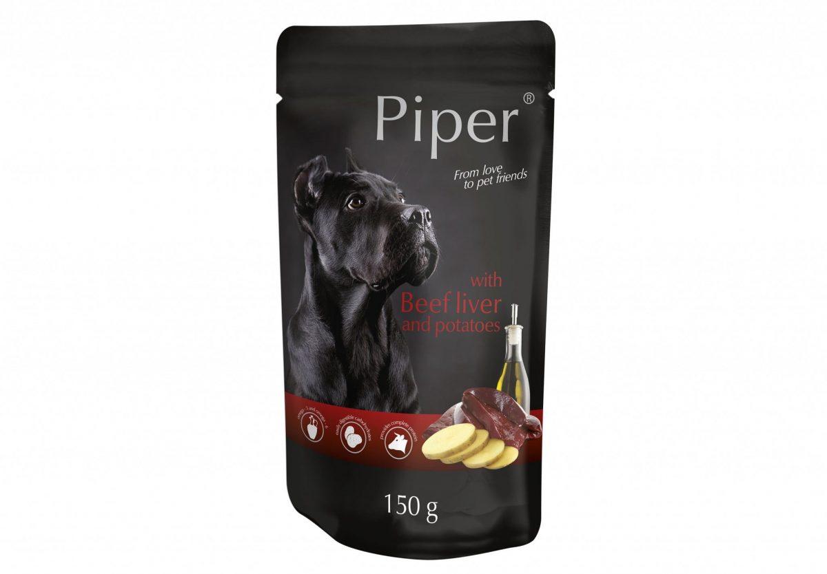Hrana umeda Piper Adult