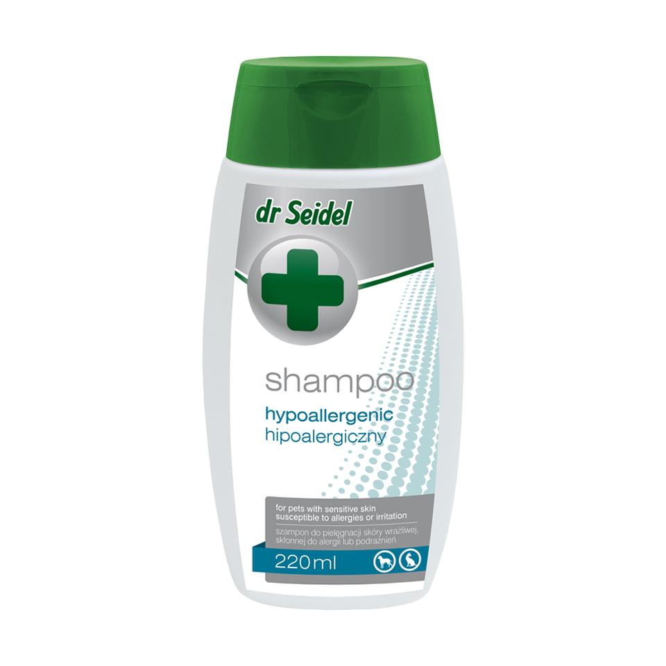 Sampon Dr. SEIDEL HIPOALERGENIC- 220 ml