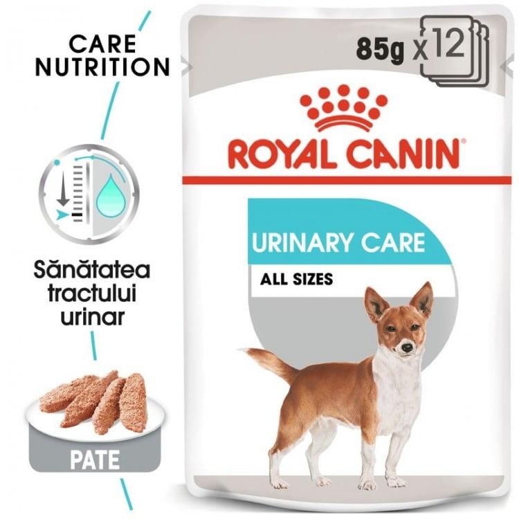 Royal Canin Urinary Loaf Care, 12 plicuri x 85 g