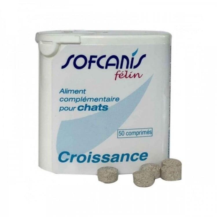 Sofcanis Felin Croissance, 50 comprimate