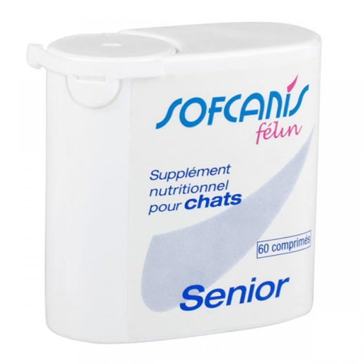 Sofcanis Feline Senior 60 comprimate