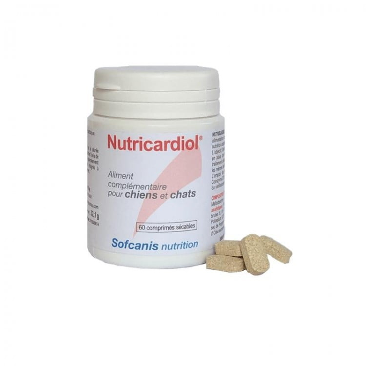 Sofcanis Nutricardiol, 60 comprimate